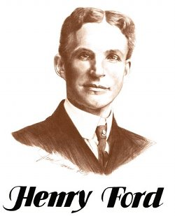 Did you know? Henry Ford caused the petroleum era
